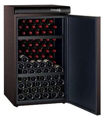 Wijnbewaarkast Climadiff CLV122M