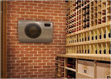 Wijnkelder koelsysteem C25