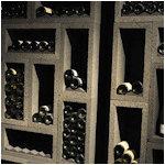 BlackBlock wijnrek