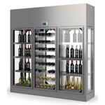 Wijnvitrine / wijnkoelkast