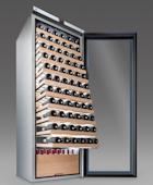 La Sommelière luxe en zuinge wijnklimaatkasten.