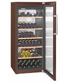 Liebherr luxe en zuinge wijnklimaatkasten.