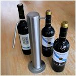 Vinofresh wijnconservering, houdt geopende flessen tot wel 6 weken goed !