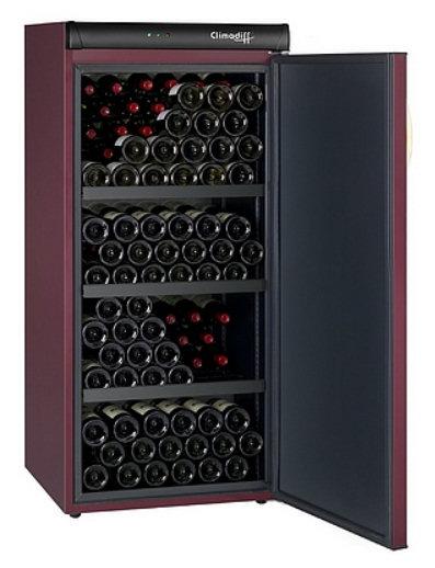 Wijnbewaarkast Climadiff CVP168