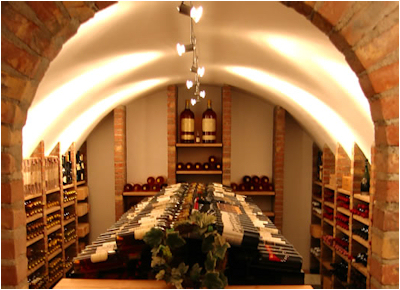Wijnkelder wijnkelders maken inrichten of bouwen - Wijnkelder ...