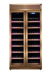 Wijnkoelkast Pevino h320p-1t-g
