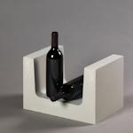 Wijnrek van steen Klassiek
