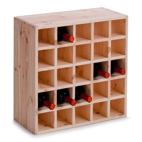 zelf een voordelig wijnrek maken. Black Bedroom Furniture Sets. Home Design Ideas