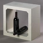 Wijnrek van kalkzandsteen type Pro.