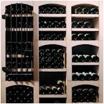 Wijnrek van steen Vinicase
